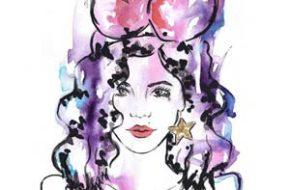 As ilustrações fashion de Lacee Swan