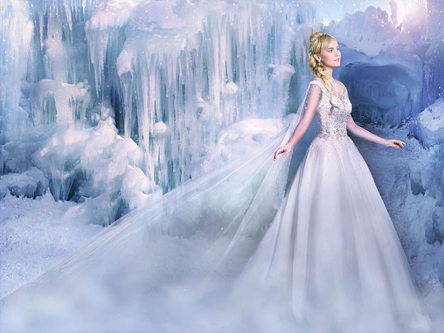 Elsa Saudades De Voces: Disney Fairy Tale Weddings 2016 - Just Lia