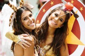 Fantasias de Carnaval da FARM para 2016