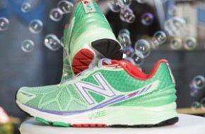 Os novos tênis de corrida da New Balance x Disney