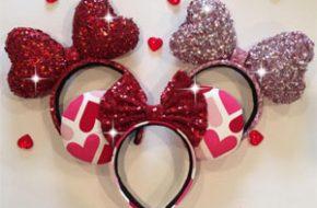 Orelhinhas da Minnie personalizadas