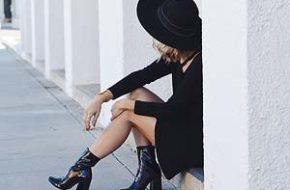 Tendência: Chapéu de feltro