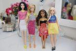 As Barbies com corpos diferentes chegaram no Brasil