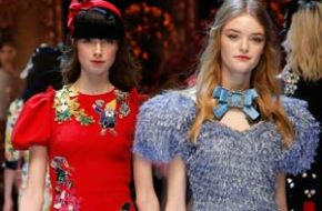 O desfile de contos de fadas da Dolce&Gabbana