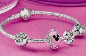 A nova coleção de charms Disney para Pandora