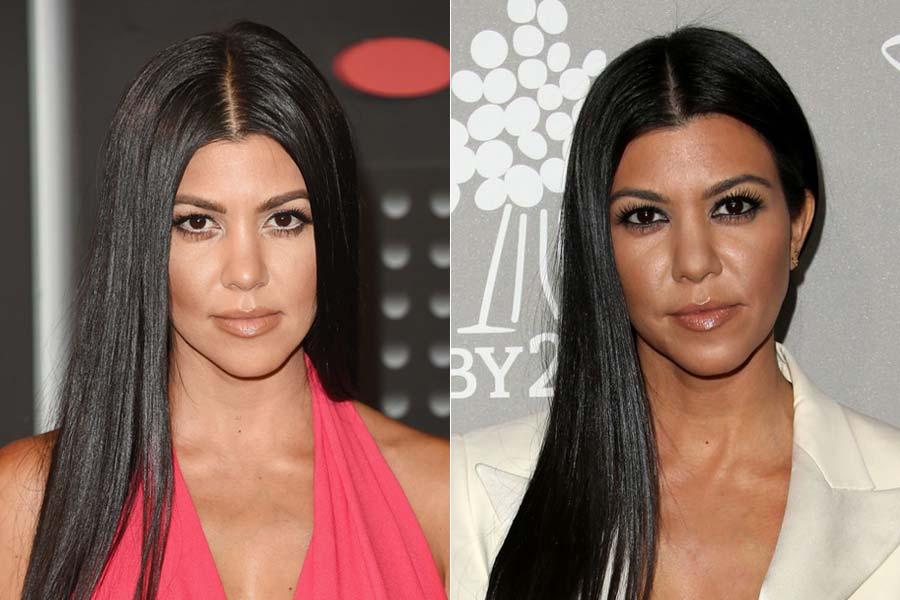 estilo-kourtneykardashian-maquiagem