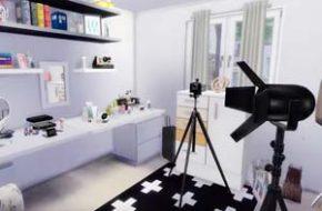 Meu apartamento no The Sims 4