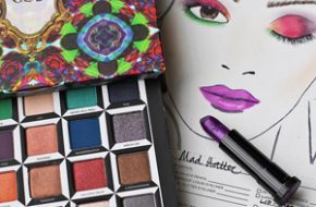 "Maquiagem ""Alice Through the Looking Glass"" por Urban Decay"