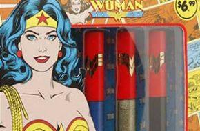 Maquiagem da Wonder Woman na Walgreens