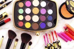 As maquiagens da Minnie Mouse da Sephora