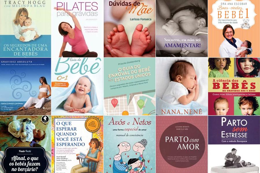 livros-gravidez