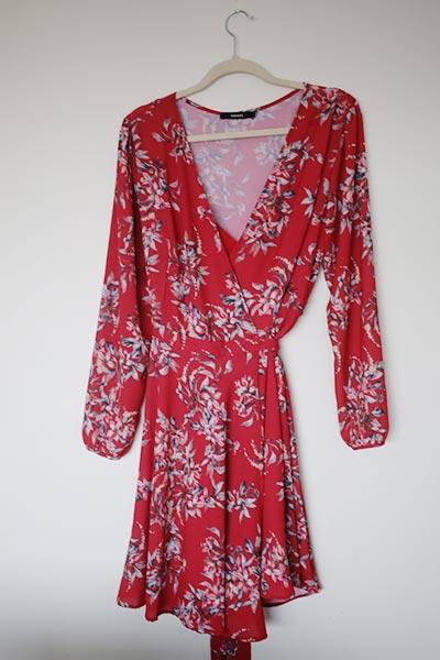 Vestido Amaro