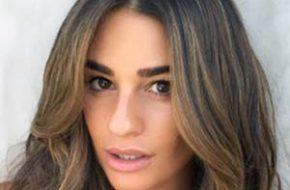 Batalha de Cabelo: Lea Michele