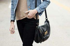 Como usar: Calça jeans skinny preta