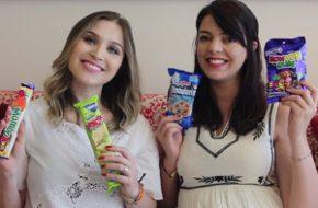 Provando doces mexicanos  + Papo sobre gravidez e maternidade com Lu Ferreira