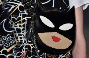 Batman no desfile Ellus 2nd Floor