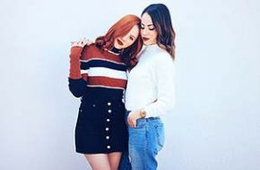 Estilo de blogueira: Fran e Geissi Alves