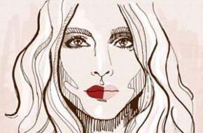 Os desenhos fashion de Mônica Ruf
