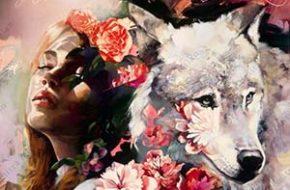 As pinturas fantasiosas de Dimitra Milan