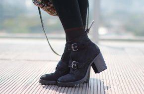 4 jeitos de usar: Meia-calça preta