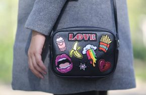 Tutorial – Customize uma bolsa com patches