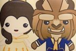 Almofadas dos casais Disney na Riachuelo