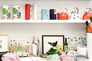 Os itens de decoração da Kate Spade