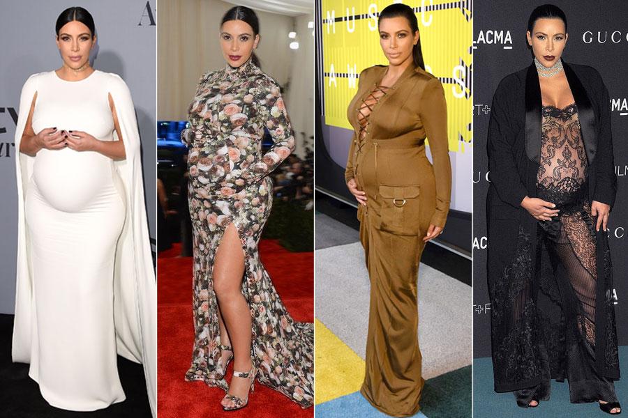 Kim Kardashian grávida