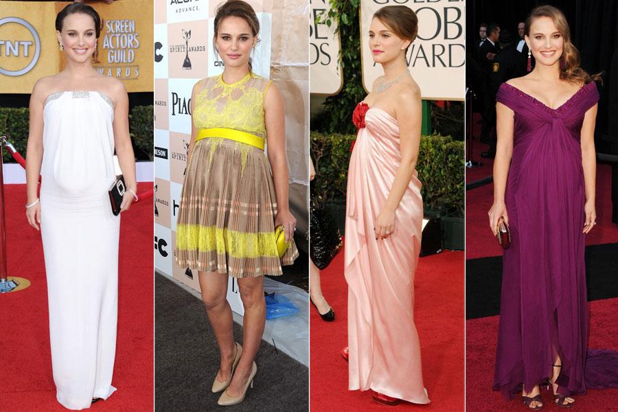 Natalie Portman grávida