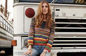 Tendência: Rainbow stripes (Listras coloridas)