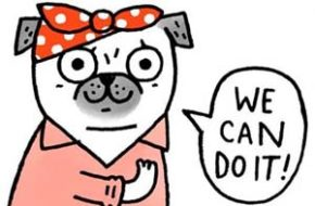 Os cartoons divertidos de Gemma Correll