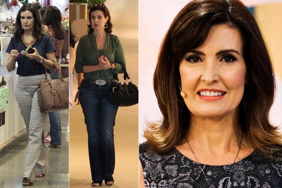 Fátima Bernardes (53 anos)