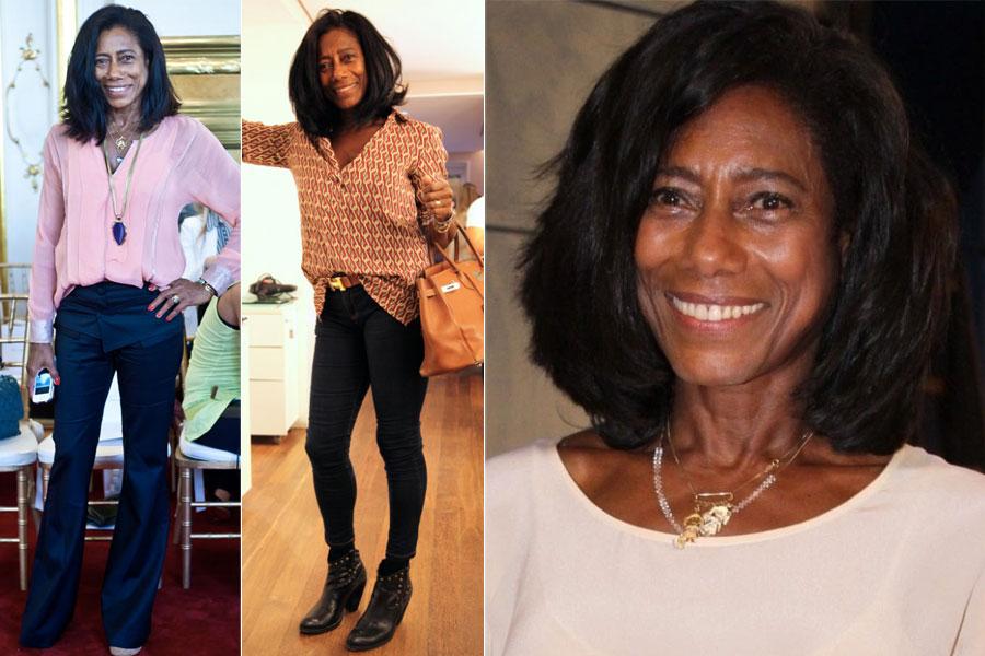 Gloria Maria (66 anos)
