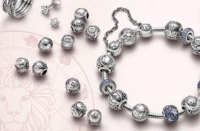 Quais são os charms Pandora do seu signo?