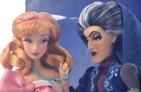 Bonecas de Heróis e Vilões Disney