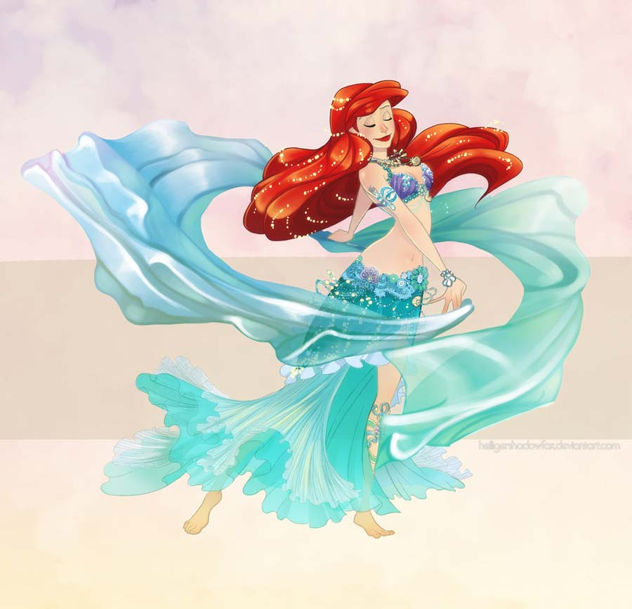 disney-ilustracao-dancadoventre-001