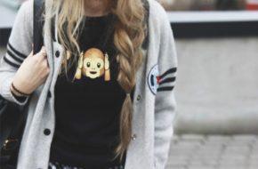 Tendência: Estampa de emojis