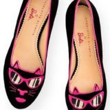 Sapatilha Pretty In Pink Kitty US$585