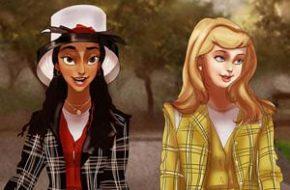 Disney x As Patricinhas de Beverly Hills