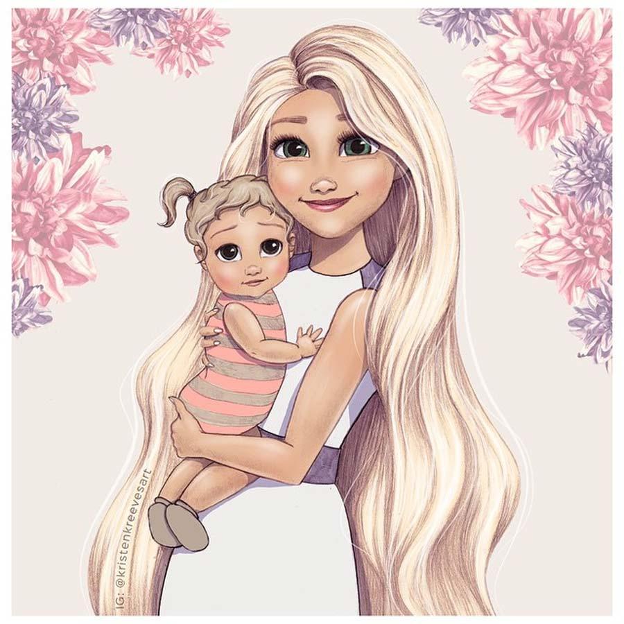 disney-ilustracao-princesasmamaes-004