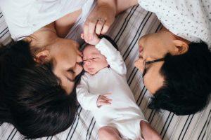 O nascimento do Fernando + Ensaio recém-nascido