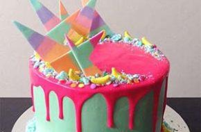 Katherine Sabbath e seus bolos criativos