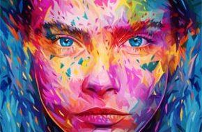 Os retratos vibrantes de Alessandro Pautasso