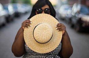 Tendência: Chapéu de palha