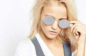 Tendência: Óculos com lentes flat