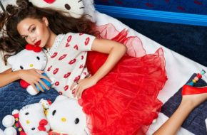 As maquiagens ColourPop X Hello Kitty