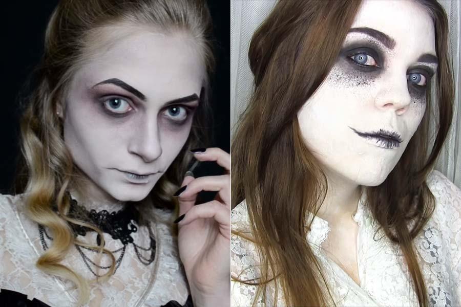 comousar-maquiagem-halloween-fantasma