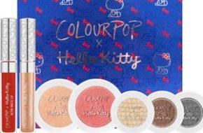 A coleção Hello Kitty X ColourPop