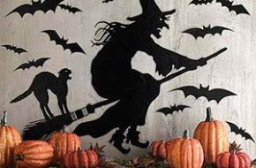 Decoração: Festa de Halloween