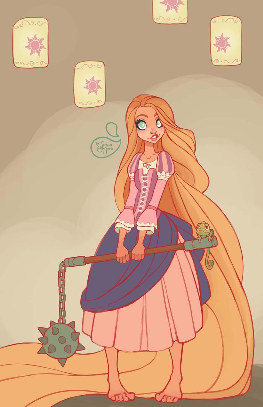 disney-ilustracao-princesasguerreiras-002